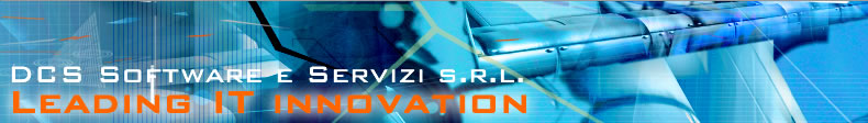 DCS Software e Servizi S.r.l. - Leading IT innovation